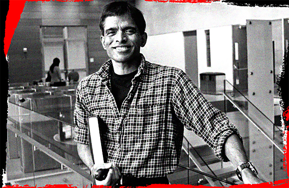 Aswath Damodaran (Courtesy photo)