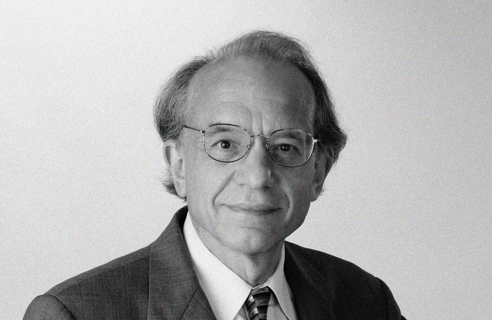 Professor Jeremy J. Siegel (Courtesy)