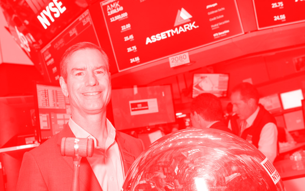 Charles Goldman: AssetMark Is 'in Great Hands' With His Replacements
