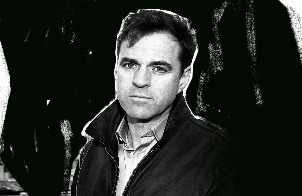 Niall Ferguson (photo by Dewald Aukema)