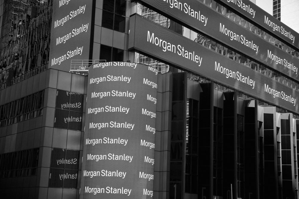 Morgan Stanley headquarters. (Michael Nagle/Bloomberg)