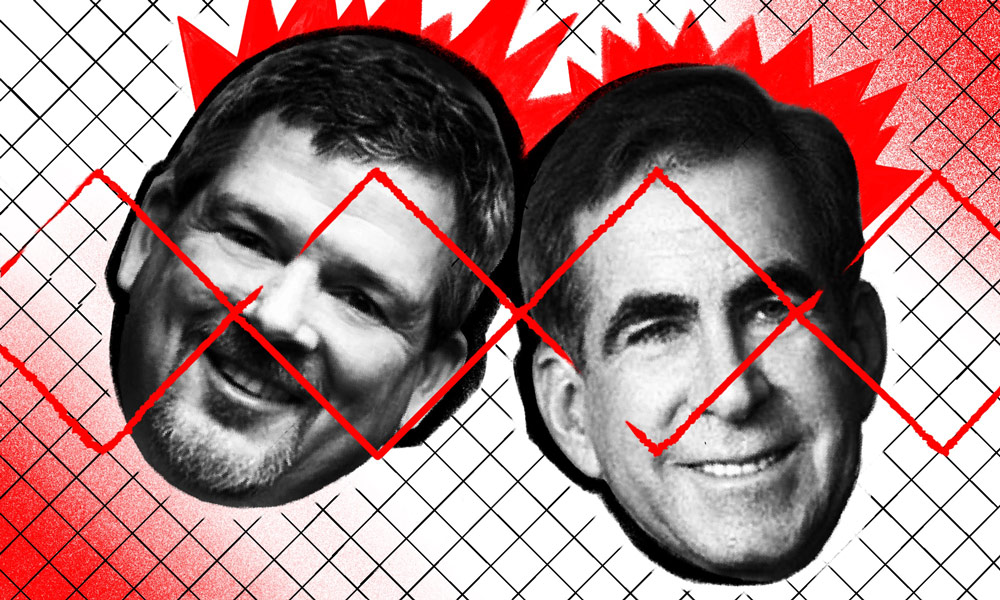 David Lau and Allan Roth to Face Off in Live Annuities 'Cage Match'